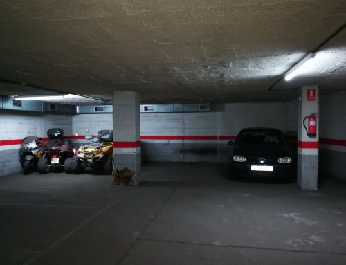 PLACES DE PARKING EN VENDA
