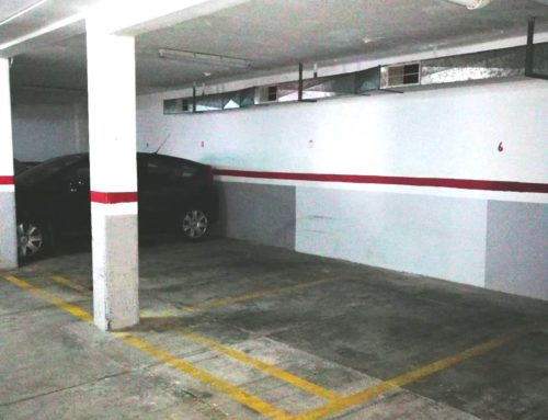 PARKING EN VENDA VILAPISCINA